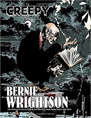 Image result for creepy presents bernie wrightson