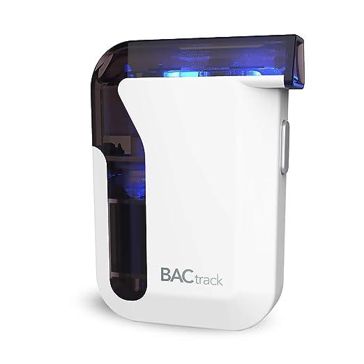 Amazon.com: BACtrack Alcoholímetro móvil para ...
