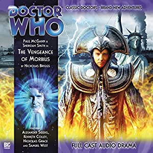 Doctor Who - The Vengeance of Morbius Audiobook