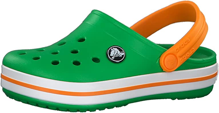 Slip On Shoes for Boys and Girls Crocs Kids Crocband Clog Water Shoes