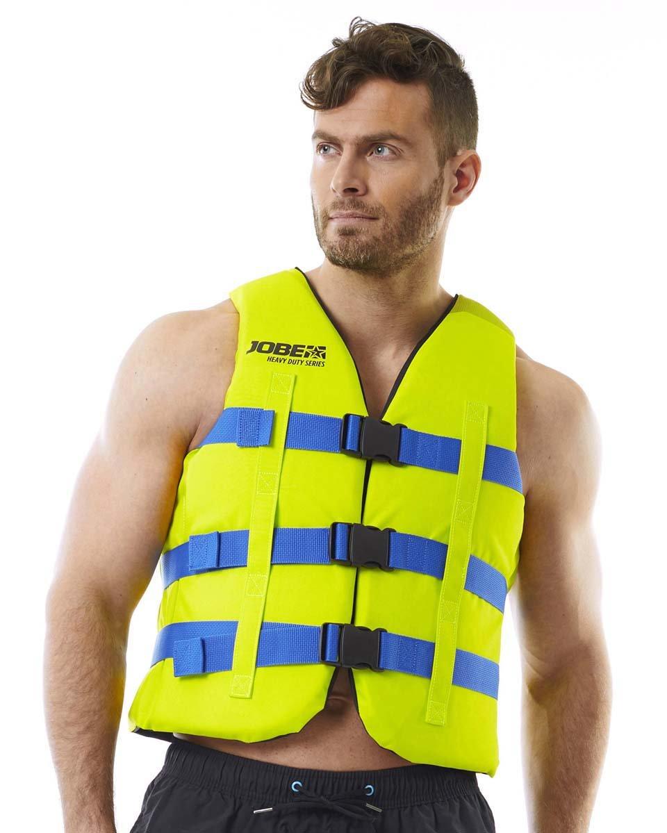 Jobe Herren Schwimmweste Heavy Duty Vest Gelb