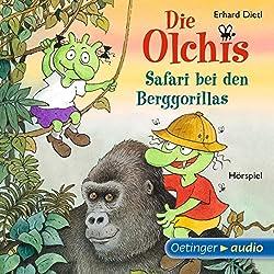 Safari bei den Berggorillas (Die Olchis)