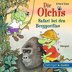 Safari bei den Berggorillas (Die Olchis) Hörspiel