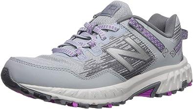 New Balance 410v6 Cushioning, Zapatillas para Carreras de montaña para Mujer, Morado, 38 EU: Amazon.es: Zapatos y complementos