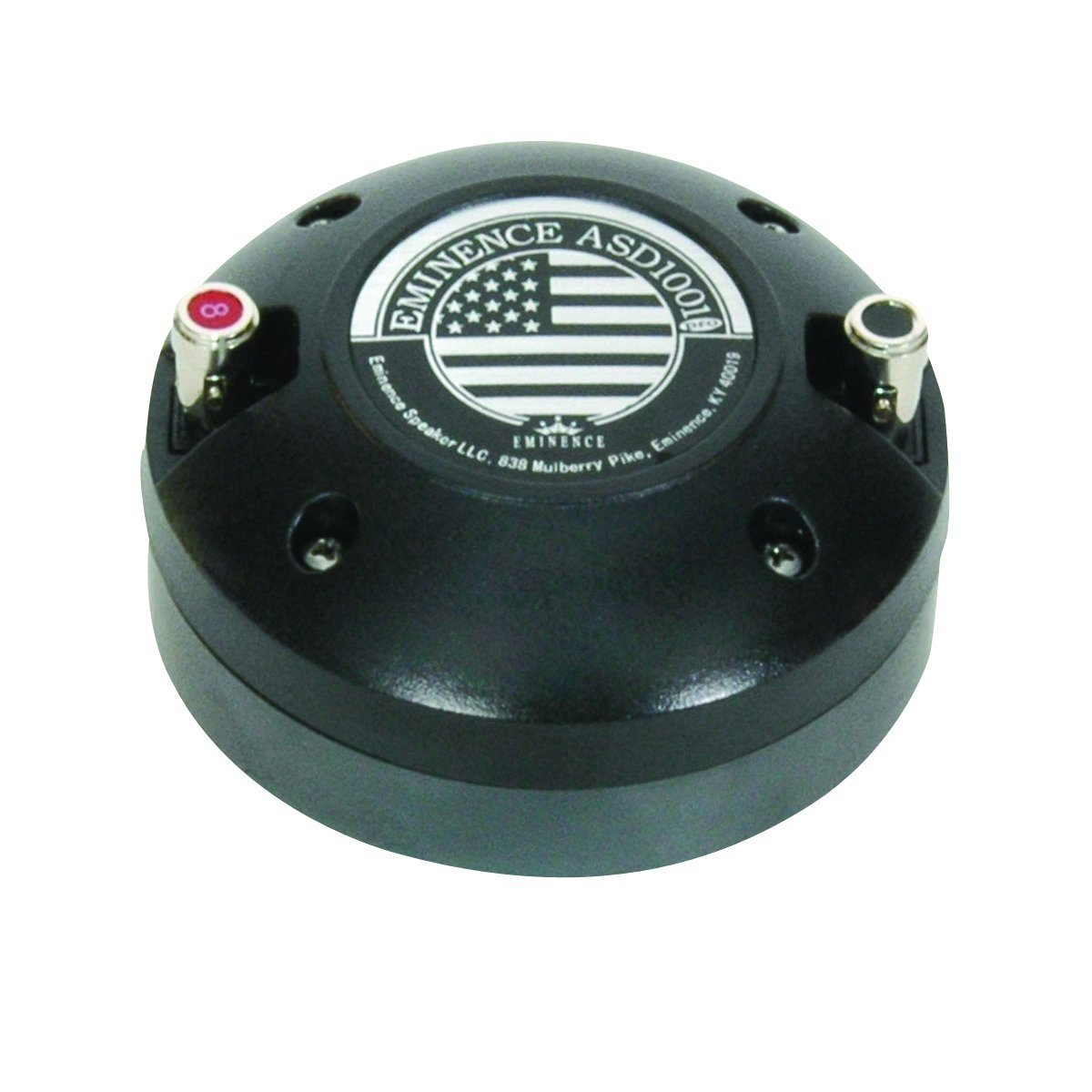 Eminence ASD:1001 High Frequency Driver, 50 Watts at 8 Ohms by Eminence