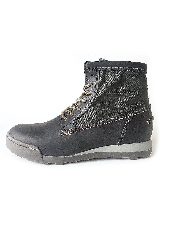 NZA New Zealand Auckland Herrenschuh Stiefel Größe Stiefel Echtleder schwarz Größe Stiefel 41 80d644