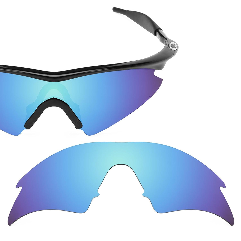 Revant Lente Oakley M Frame Sweep (Azul Hielo) MirrorShield®: Amazon.es: Ropa y accesorios