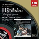 The Maiden & the Nightingale: Songs of Spain