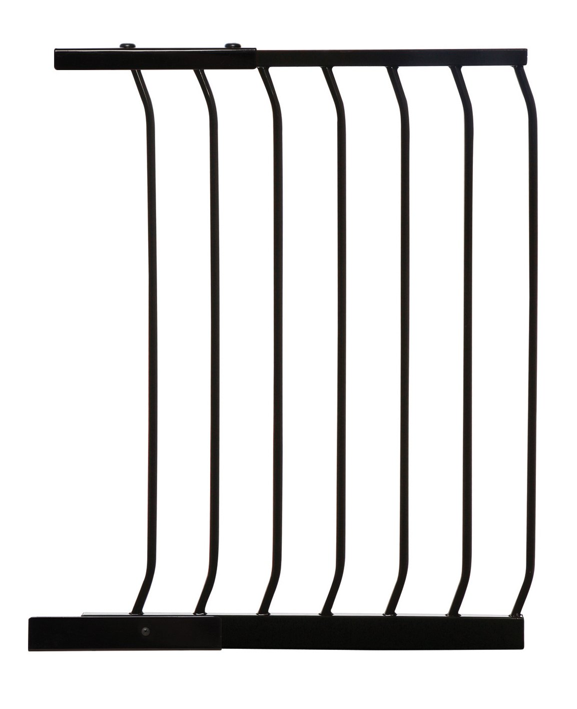 Dreambaby F831B 14-Inch Gate Extension (Black)