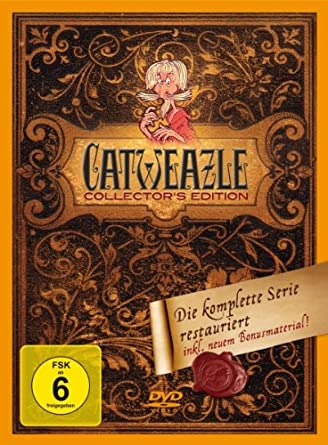 Catweazle - Staffel 1&2 Collector's Edition 6 DVDs: Amazon.de ...