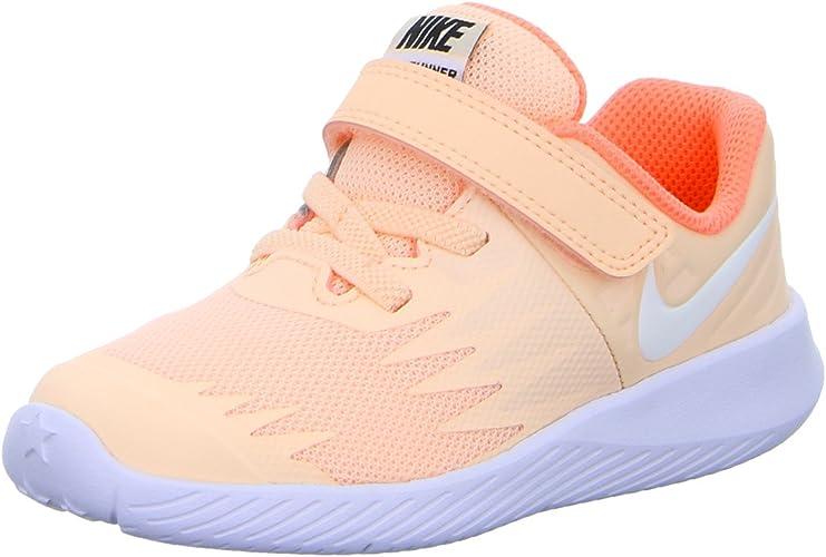 retirada esencia Joya  Nike Star Runner (TDV) 907256 800 Mädchen Lauflernstiefel Kaltfutter, Größe  24: Amazon.de: Schuhe & Handtaschen