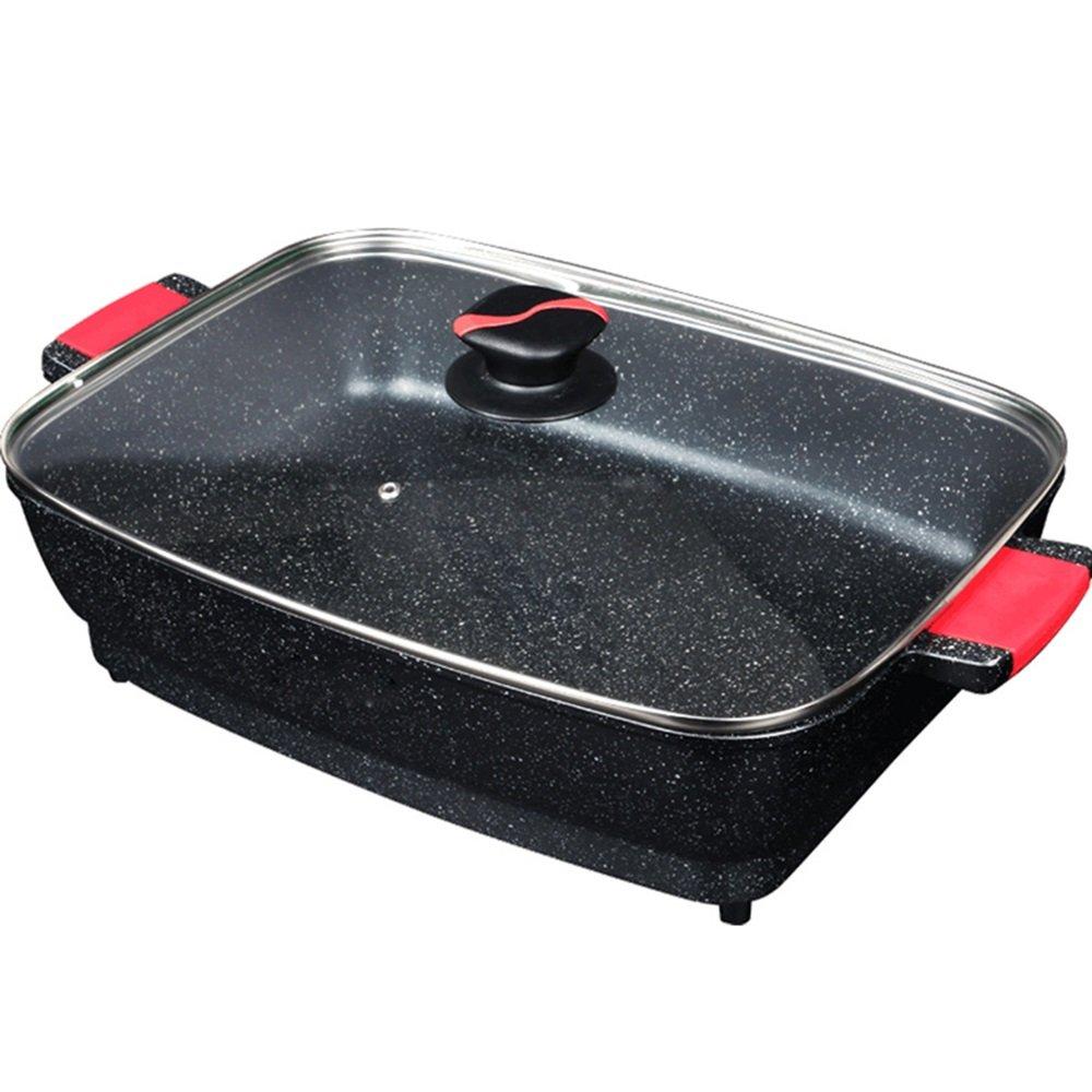 Huifang grills QFFL dainkaolu Barbecue Pot Multi-Funktion Gegrillter Fisch Herd Große Kapazität Startseite Barbecue Pot BBQ