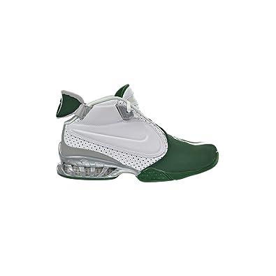 Nike Air Zoom Vick II Men's Shoes White/Gorge Green/Metallic Silver 599446-