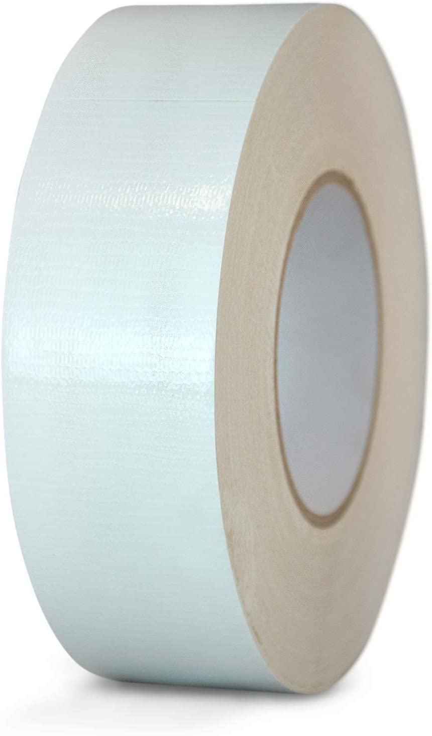 MAT Duct Tape White Industrial Grade, 2 inch x 60 yds. Waterproof, UV Resistant for Crafts, Home Improvement, Repairs, Projects