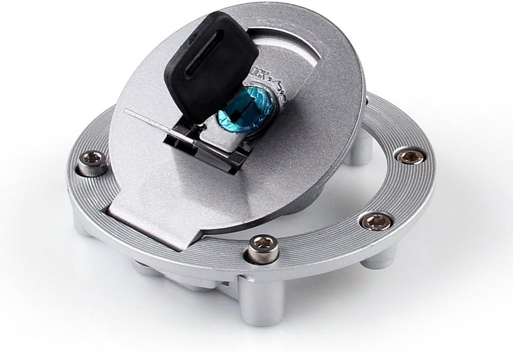 Areyourshop llave de bloqueo de tapa de combustible para Yamaha RD RZ350 TDM TDR TZR FZR XJR FZ FJ SDR SRX