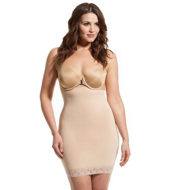 2663483283 HookedUp Women s Slip Shapewear Plus Size Body Shaper
