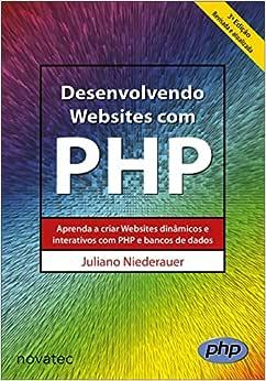 Desenvolvendo Websites com PHP: Aprenda a Criar Websites