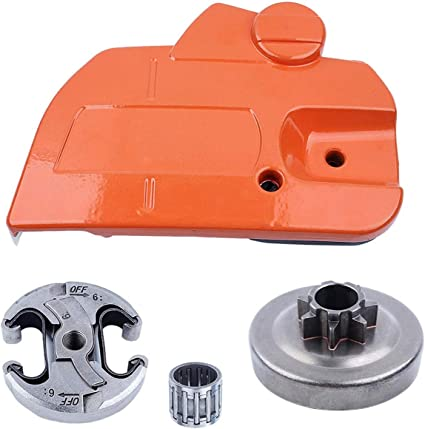 Chain Brake Clutch Cover Replacement Garden Chainsaw Equipment Accessories