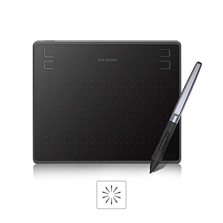 2019 HUION HS64 Drawing Tablet