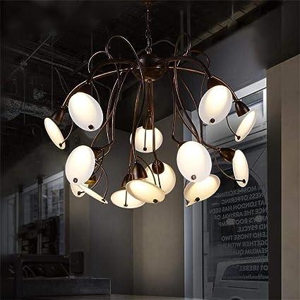 DHG Iluminación Interior Lámparas de Araña Led Lámpara ...