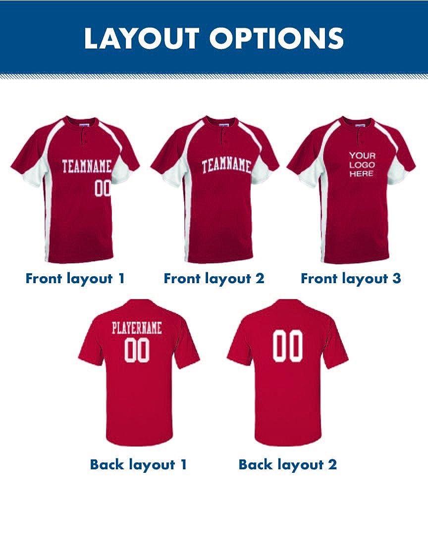 Baseball Jersey Shirts Custom