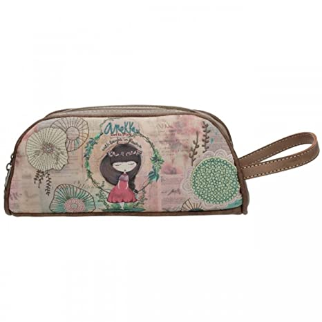 Anekke Nature Estuches, 24 cm: Amazon.es: Equipaje
