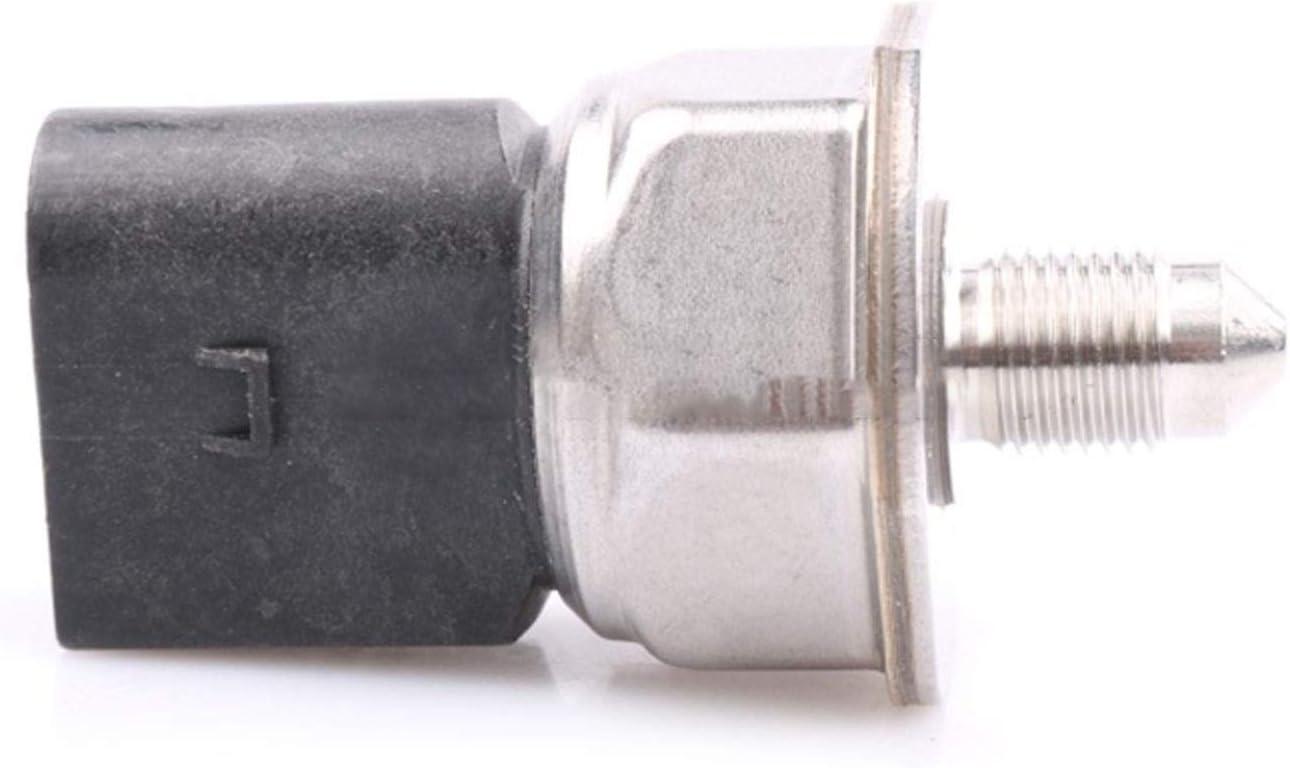 Fuel Oil Rail Pressure Sensor 55PP11-01 13537537319 Fit for BMW 1 3 5 6 7 E24 E63 E64 E23 E32 E38 E65 E66 F01 F02 E53 E70 E71 E83