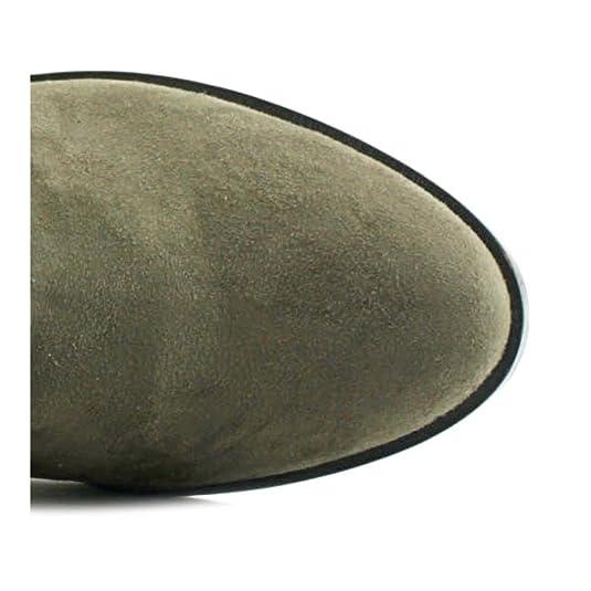20748b9a098 Amazon.com  Vince Camuto Womens Crisintha Leather Almond Toe Over Knee  Fashion Boots  Shoes