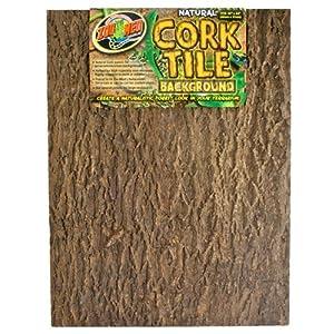 Zoo Med Natural Cork Tile Background, 18 x 24-Inch 5