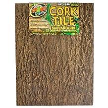 Zoo Med Natural Cork Tile Background (Extra Large)