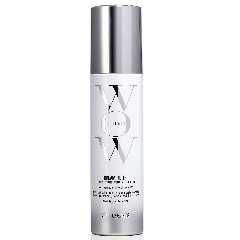 COLOR WOW Dream Filter Pre-Shampoo Mineral Remover for Picture Perfect Hair Color, 6.7 Fl Oz