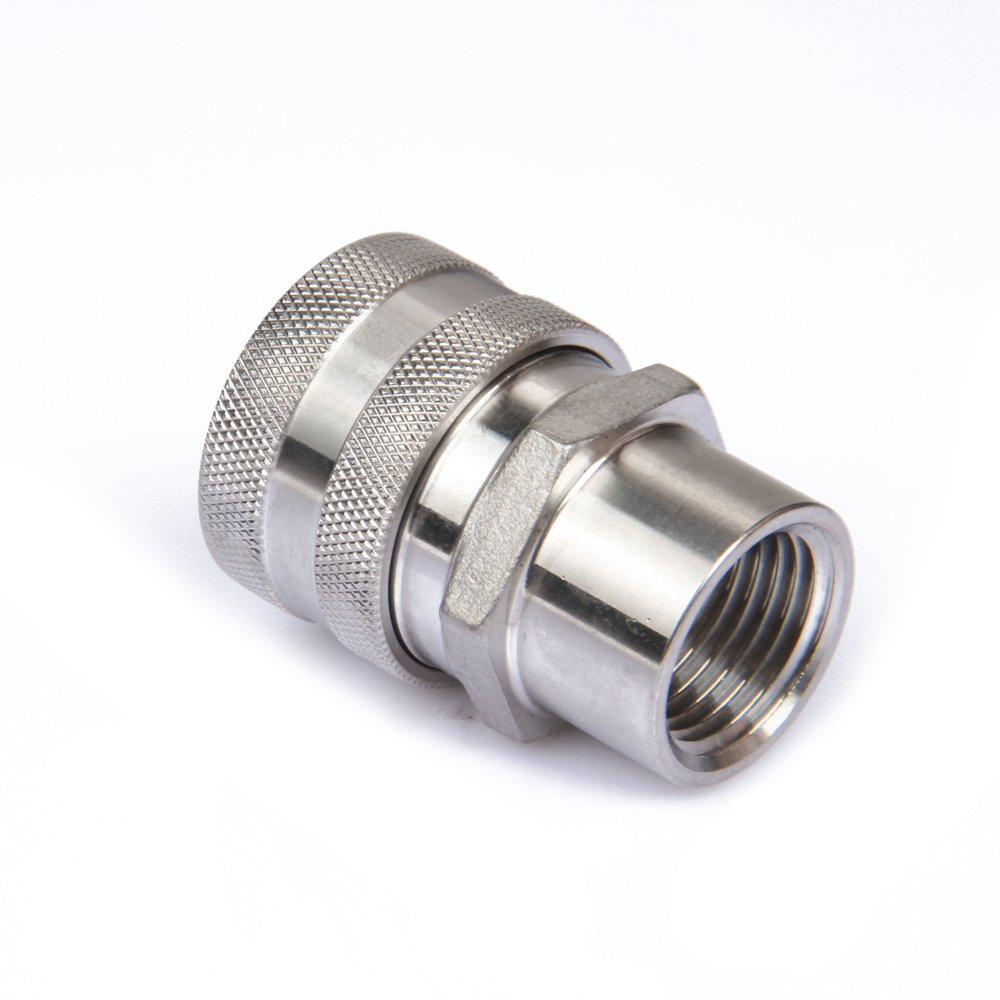 Home Brewing Female Quick Disconnect 304 Stainless Steel 1/2'' FPT