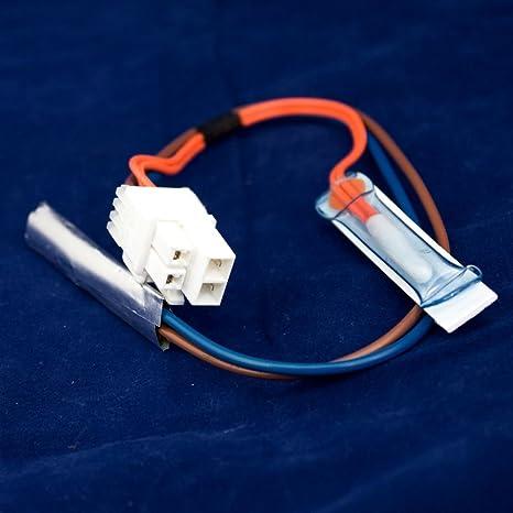 Lg 6615JB2005H Refrigerator Defrost Sensor Assembly Genuine Original  Equipment Manufacturer (OEM) Part