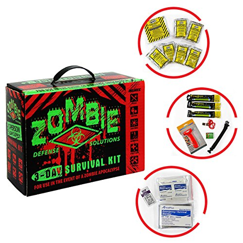 NEW-Zombie-3-Day-Defense-Survival-Kit-Walking-Dead-Disaster-Emergency-Bug-Out