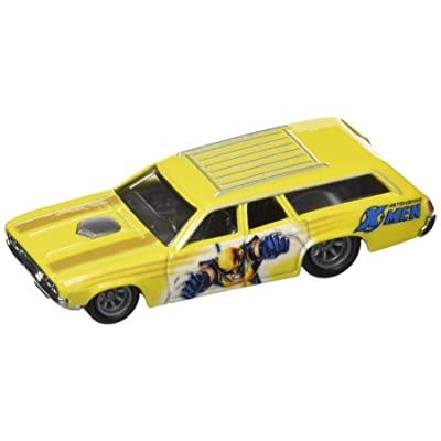Hot Wheels Pop Culture 71 Plymouth Satellite: Toys & Games