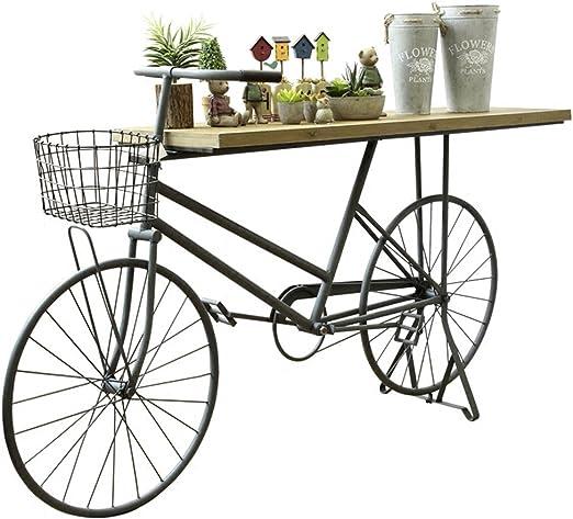 MMM@ País de América Retro Personalidad Bicicleta Display Stand ...
