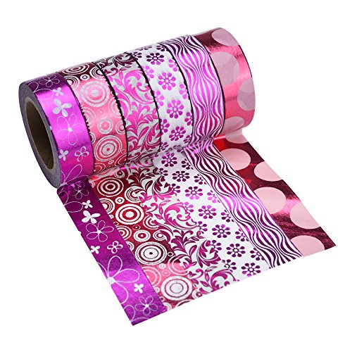 Mudder Washi Masking Adhesive Crafts