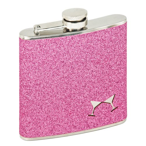 Pink Cosmo Flask from Giftbasket from Gifbasket