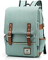 HITOP Preppy Style Casual Unisex Waterproof Oxford School Backpack Rucksack