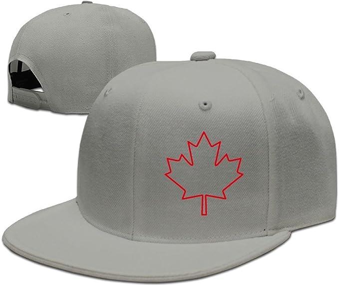 RoberBece-Fine Equipo Canadá Hoja de Arce Canadiense Logo Hombre ...