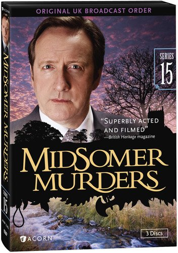 Midsomer Murders, Series 15 (Reissue) ()