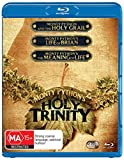 Monty Python's Holy Trinity: Monty Python And the Holy Grail / Monty Python's: Life of Brian / Monty Python's: The Meaning of Life [NON-USA Format / PAL / Region B [Blu-Ray] Import - Australia]
