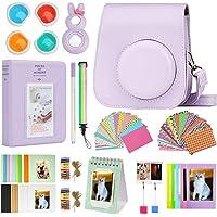 Cpano Mini 11 Camera Accessoires Bundels Compatibel met Instax Mini 11 met Camera Case/Boek Album/Selfie Len/Muur…