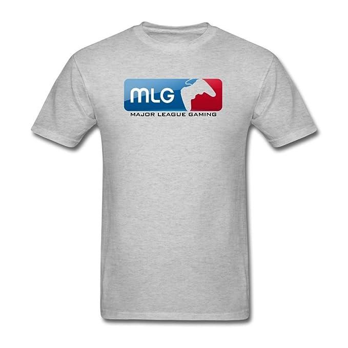 Bless Vanish Mens Major League Gaming MLG ESports Logo T Shirt S