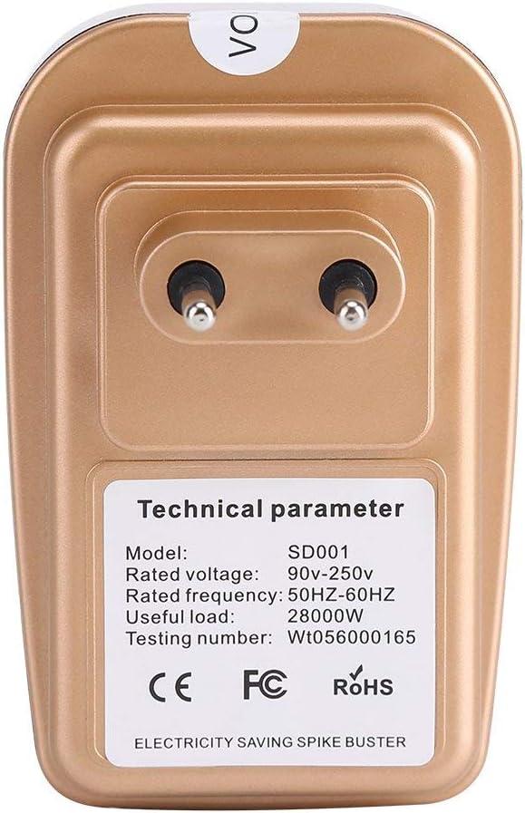 per la casa 28 KW Dispositivo per il risparmio energetico dispositivo di risparmio energetico con spina EU da 90 a 250 V