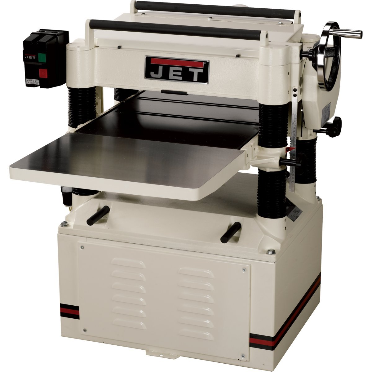 Jet - JWP-208HH: 20-inch Helical Head Planer, 5 HP 1 Phase - Power Planers  - Amazon.com