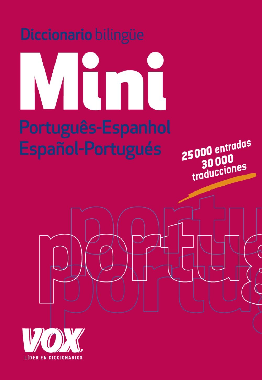 DICCIONARIO MINI PORTUGUES/ESPAÑOL PDF