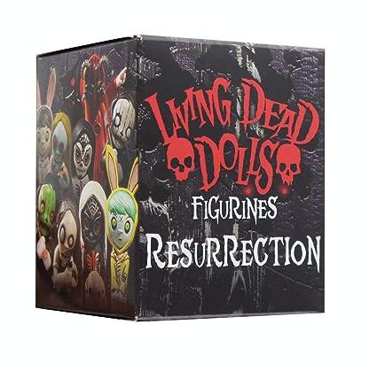 Amazon.com: Living Dead Dolls Blindbox Figures: Resurrection ...