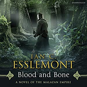 Blood and Bone Audiobook