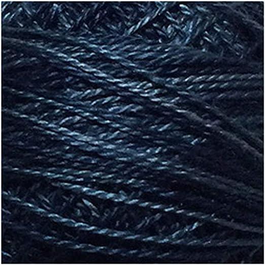 Valdani Perle H207 Hilo de Bordar de algodón tamaño ~ 12~109 ...